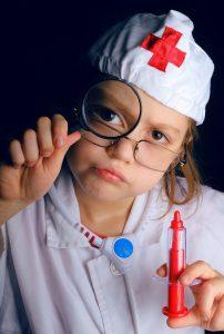 Pediatra w Londynie